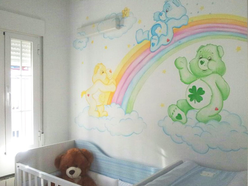 ideas para decorar cuartos de bebe