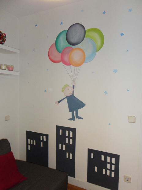 decoraciones infantiles ideas
