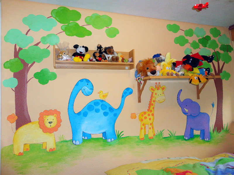 Murales para juveniles mural de letras en pared para for Murales decorativos dormitorios
