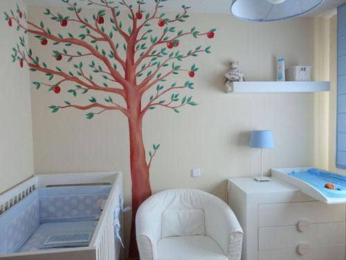 Murales Infantiles Murales Pintados A Mano Sobre Paredes Murales - Dibujos-de-pared
