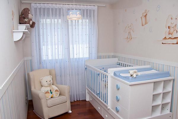 Murales infantiles murales pintados a mano sobre paredes murales para bebes murales en - Vinilos para habitaciones de bebes ...
