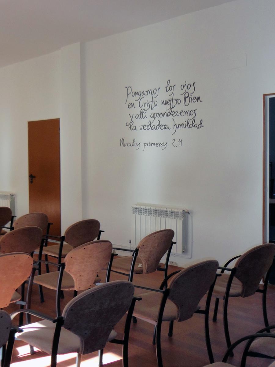 Pintura mural decorativa murales pintados a mano alzada - Murales para salon ...