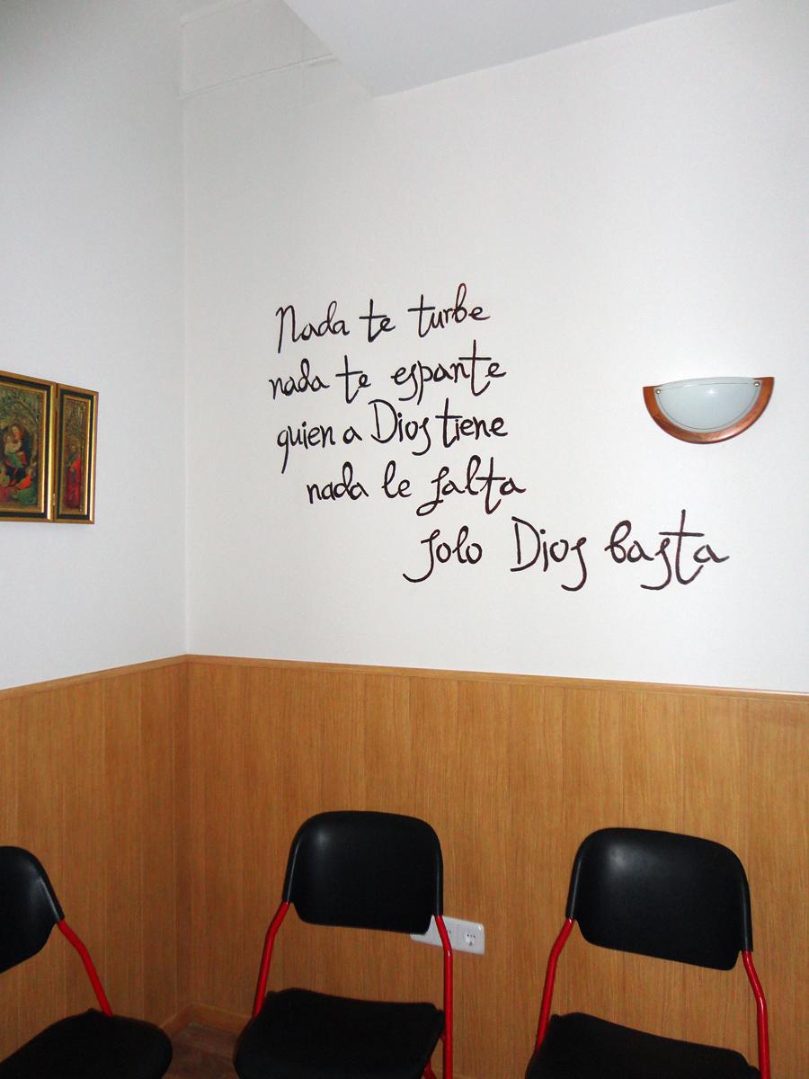 Pintura mural decorativa murales pintados a mano alzada for Murales de papel para pared