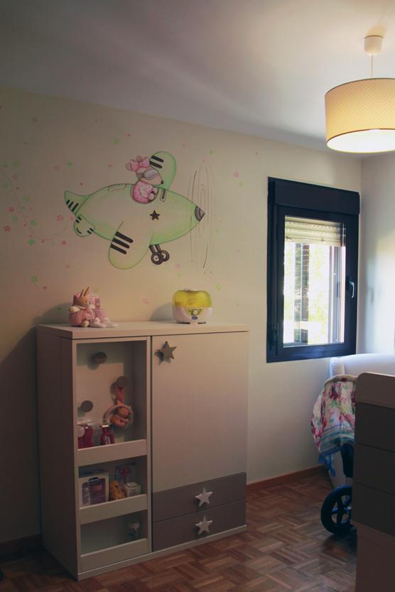 Murales para paredes baratos murales conejitos ositos y for Murales de pared baratos